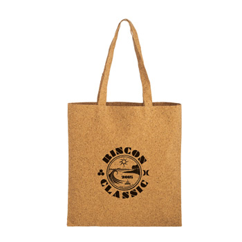 Trendy Cork Tote Bag |15x16|