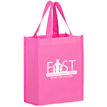 Awareness Pink Non-Woven Tote Bag