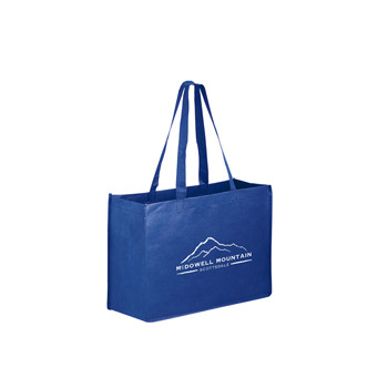 "Non-Woven Tote Bag (16""x6""x12"") - Screen Print"